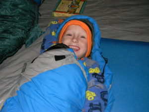 champion tent sleeper