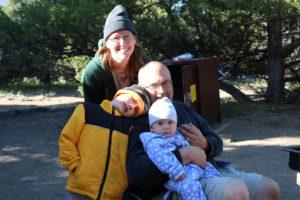 family car camping