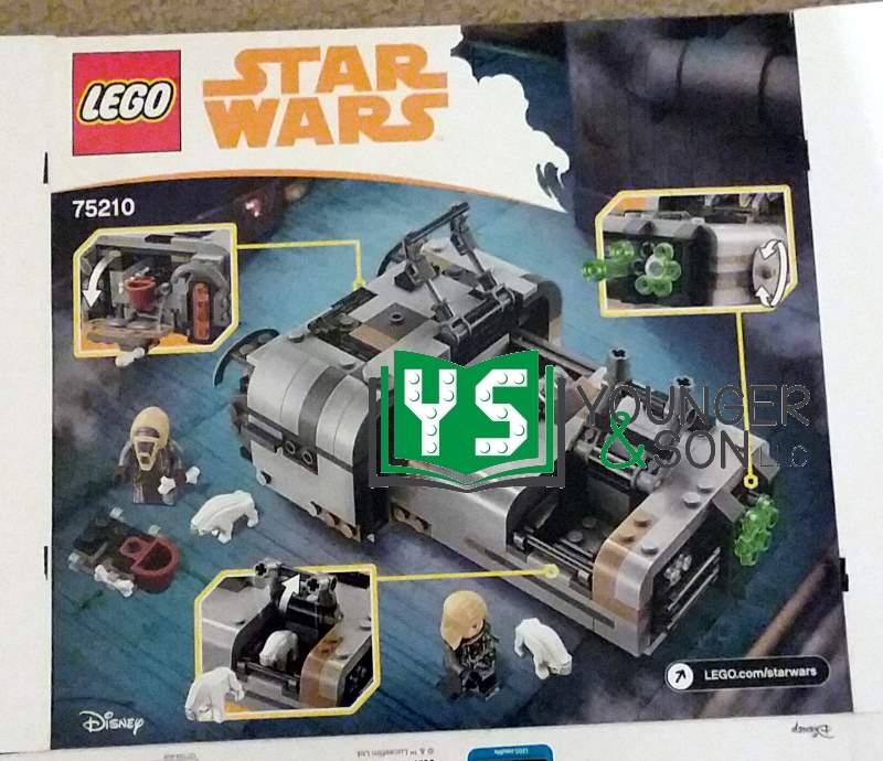 LEGO set 75210