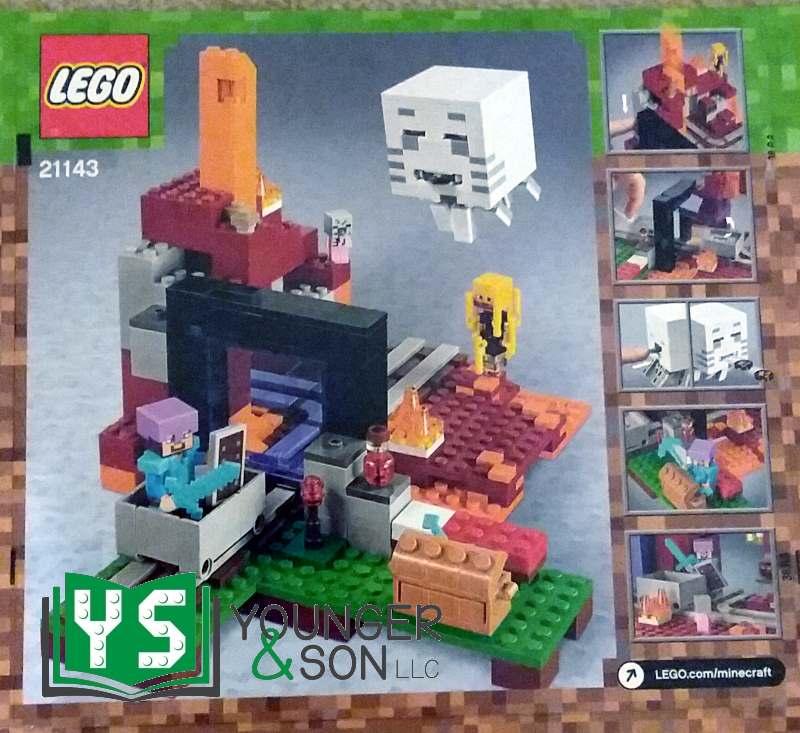 LEGO set 21143