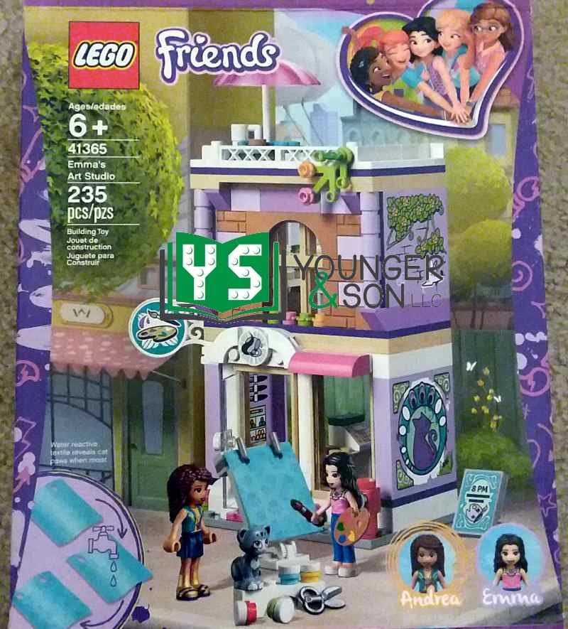 LEGO set 41365