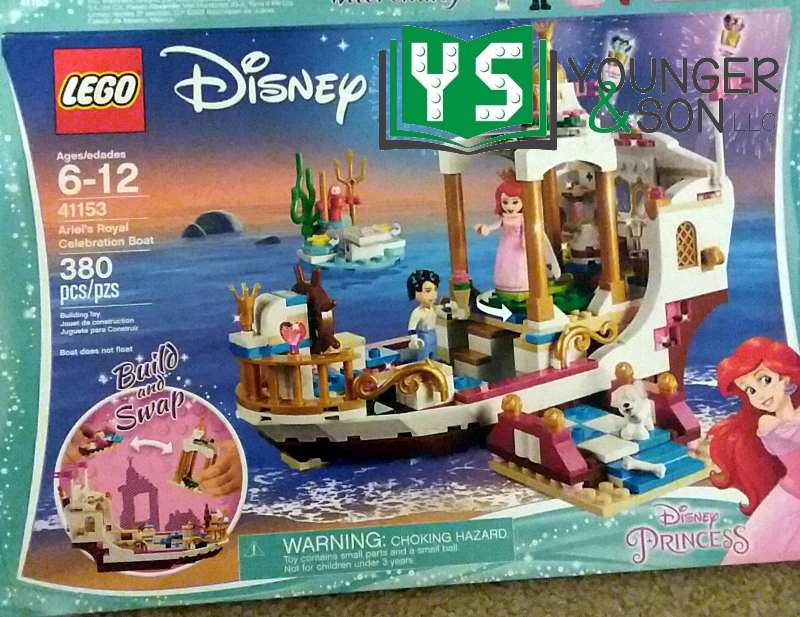LEGO set 41153